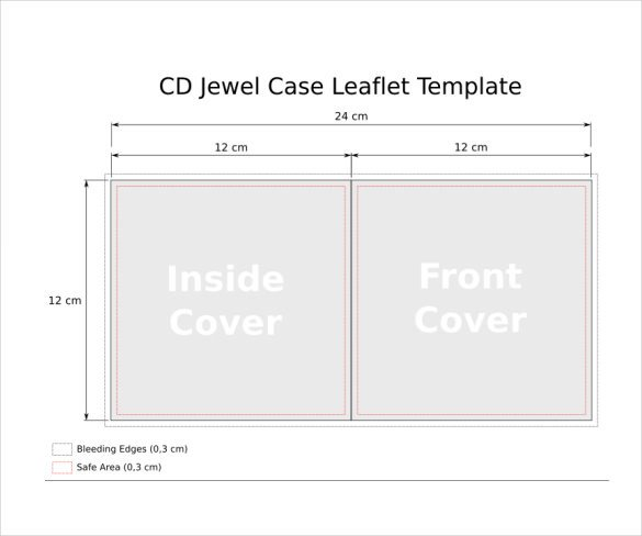 Free Cd Cover Template Jewel Case Templates 11 Free Word Pdf Psd Eps