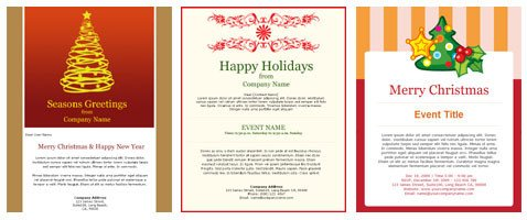 Free Christmas Email Template Reach Out to Everyone with these Happy Holiday Templates