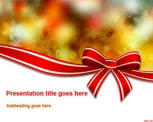 Free Christmas Powerpoint Templates Christmas Powerpoint Templates
