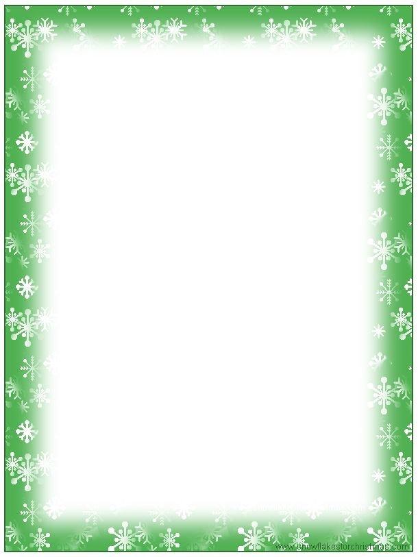 Free Christmas Stationery Templates Free Christmas Stationary Templates
