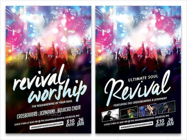 Free Church Revival Flyer Template 49 Psd Flyer Templates Word Ai Pages Eps Vector