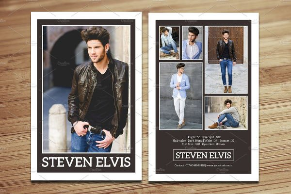 8 p Card Templates Free Sample Example Format
