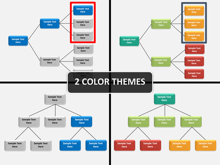 Free Decision Tree Template Decision Tree Powerpoint Template