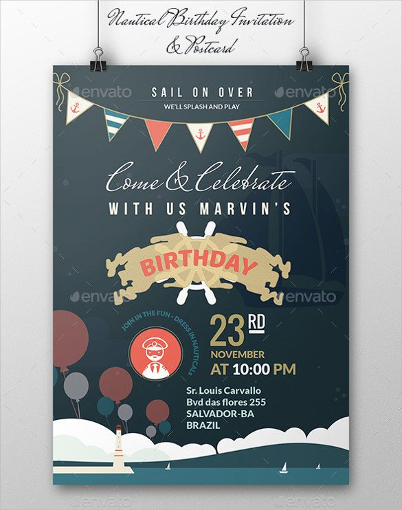 Free Download Invite Templates 29 Birthday Invitation Templates Free Sample Example