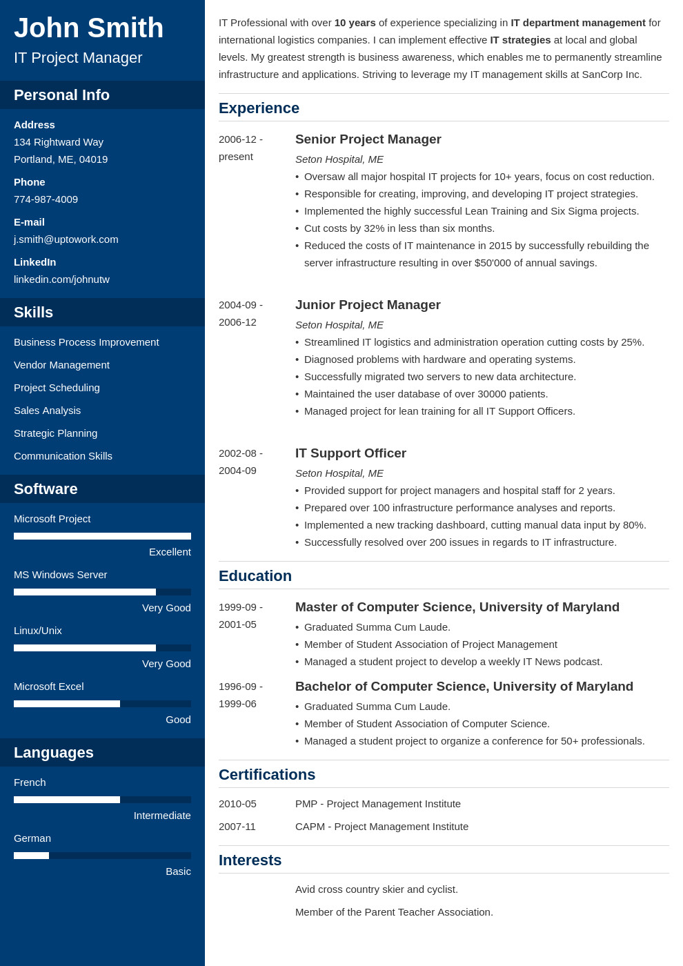 Free Download Resume Templates 20 Resume Templates [download] Create Your Resume In 5