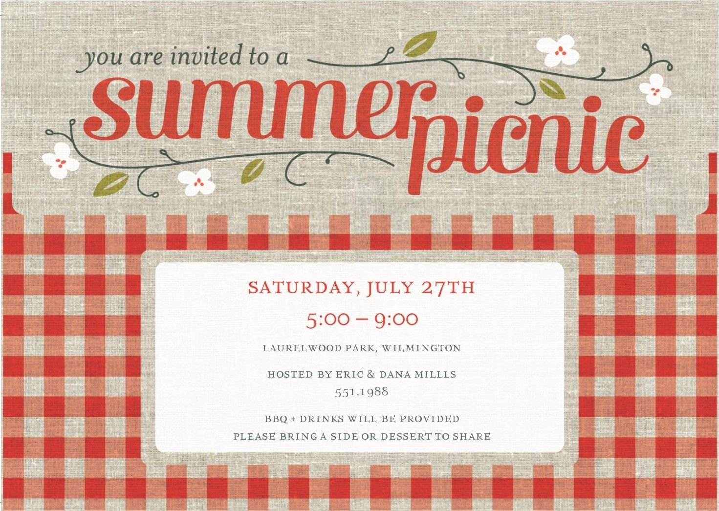 Free Downloadable Picnic Invitation Template 1000 About Places to Visit Pinterest