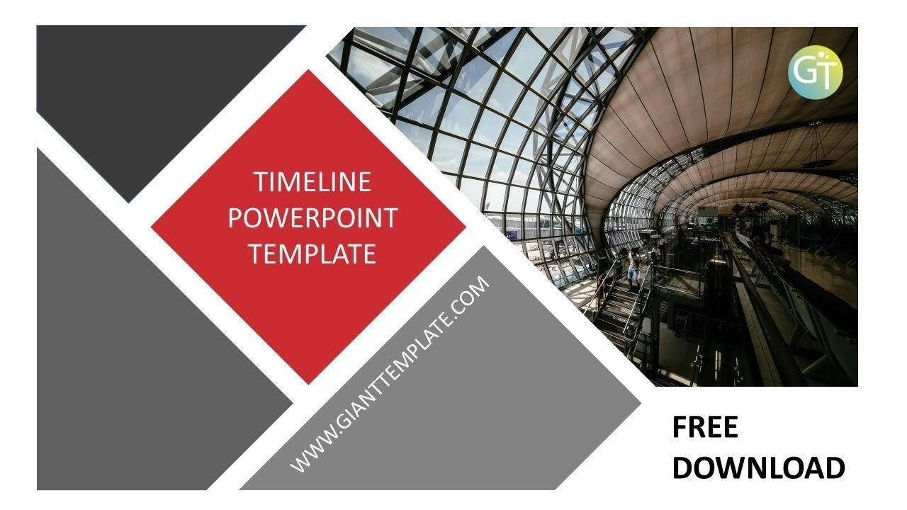 Free Downloads Powerpoint Templates Timeline Powerpoint Template Free Download 20 Slide