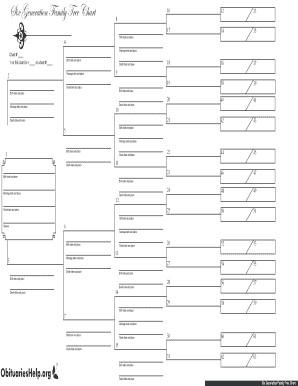 Free Editable Family Tree Templates Fill Free Fillable Family Tree Template Blank or
