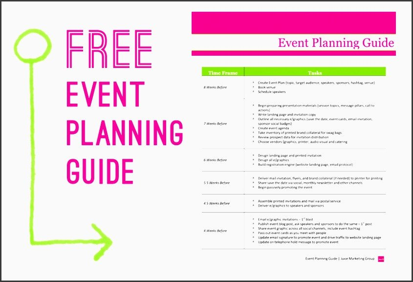 Free event Planning Templates 5 Printable Church event Planning Checklist