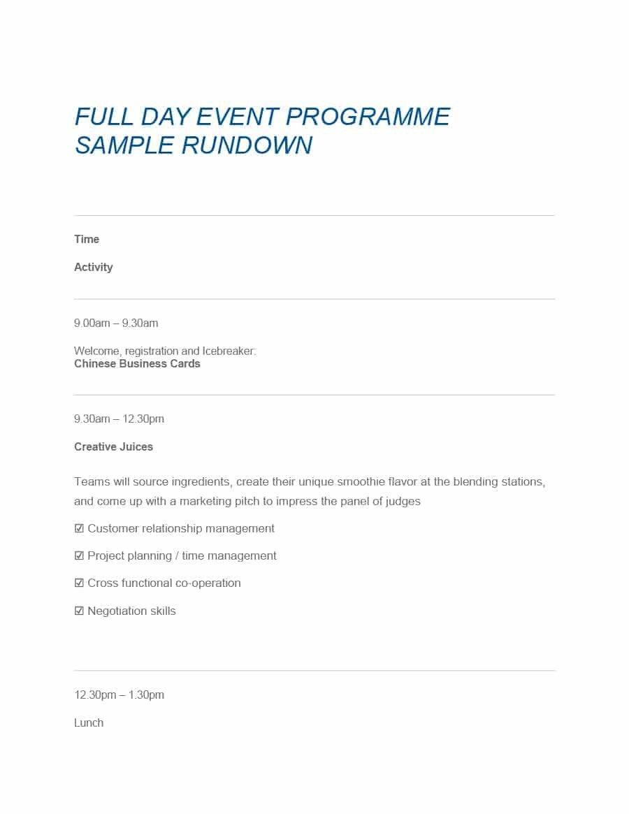 Free event Program Template 40 Free event Program Templates Designs Template Archive