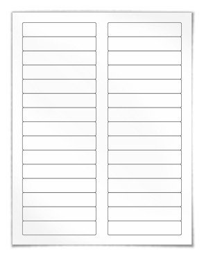 File Folder Word Template for WL 200 Avery 5066 5366