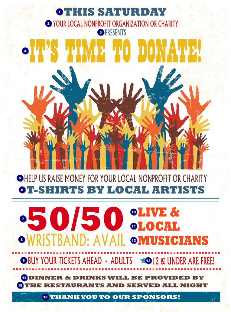 Free Fundraiser Flyer Templates Fundraiser Raffle Flyer Google Search
