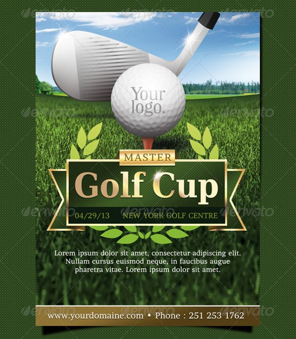 Free Golf Flyer Template 49 event Flyer Templates Psd Ai Word Eps Vector
