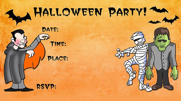 Free Halloween Party Invitation Templates 16 Awesome Printable Halloween Party Invitations
