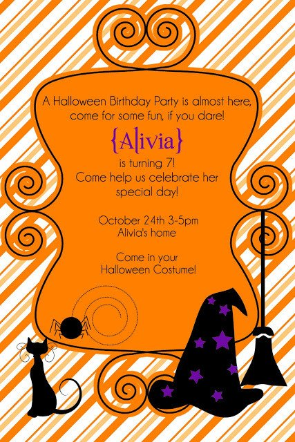 Free Halloween Party Invitation Templates Free Halloween Party Invitation or Template Tips