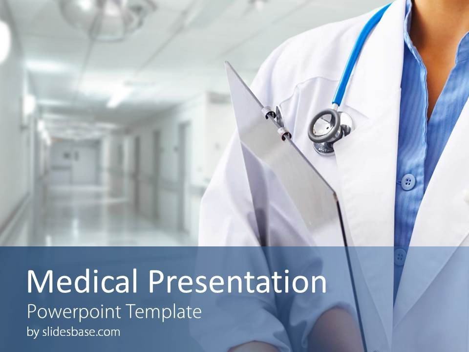 Free Healthcare Powerpoint Templates Doctor Of Medicine Powerpoint Template