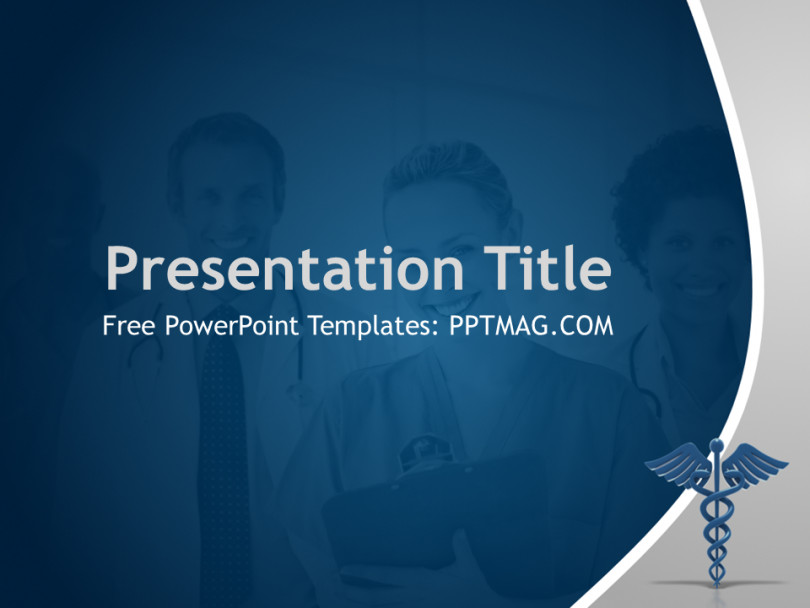 Free Healthcare Powerpoint Templates Free Health Care Powerpoint Template Pptmag