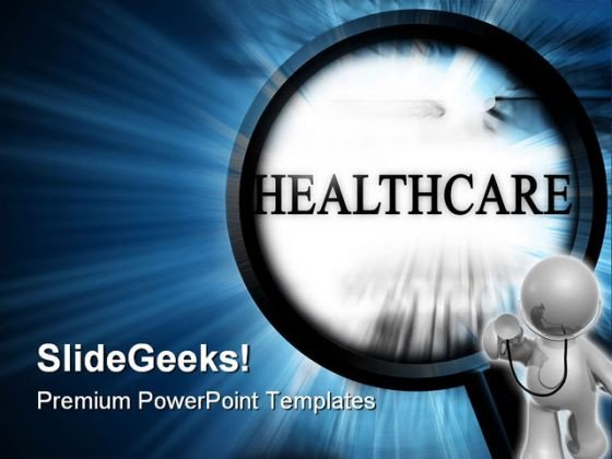 Free Healthcare Powerpoint Templates Health Care Medical Powerpoint Template 0610