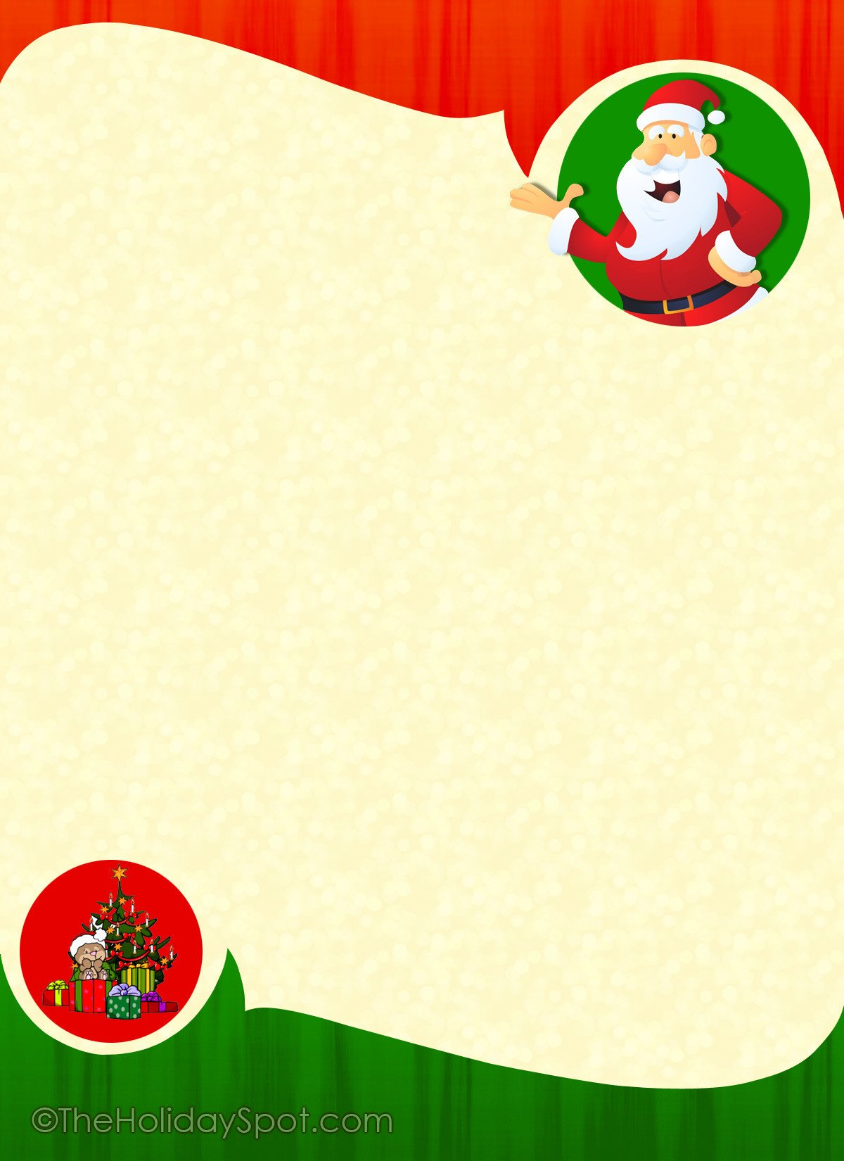 Free Holiday Stationery Templates Free Free Downloadable Stationery Borders Download Free