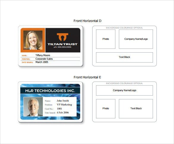 Free Id Card Templates Id Card Template 19 Download In Psd Pdf Word