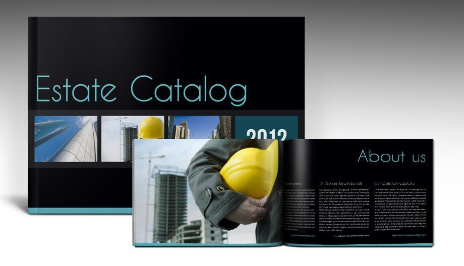 Free Indesign Flyer Templates Estate Brochure Free Indesign Template