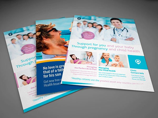Free Indesign Flyer Templates Free Indesign Flyer Templates Vol 2 On Behance