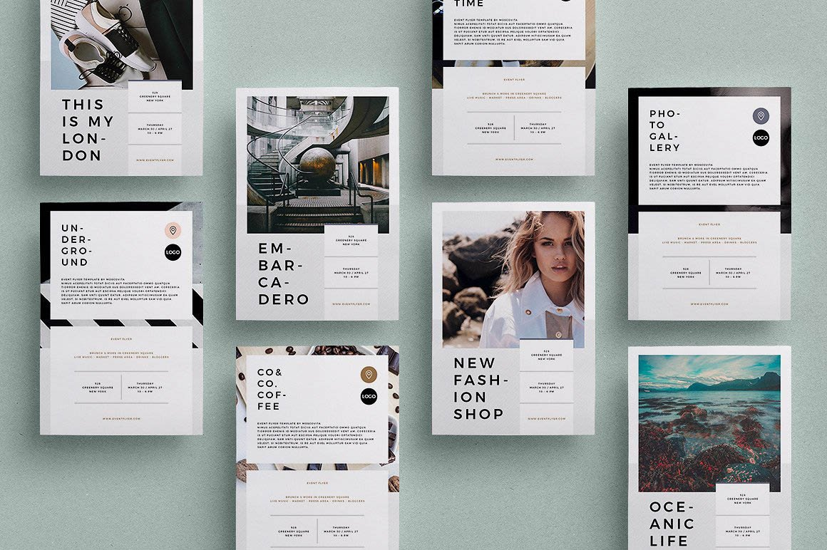 Free Indesign Flyer Templates Indesign Flyer Templates top 50 Indd Flyers for 2018