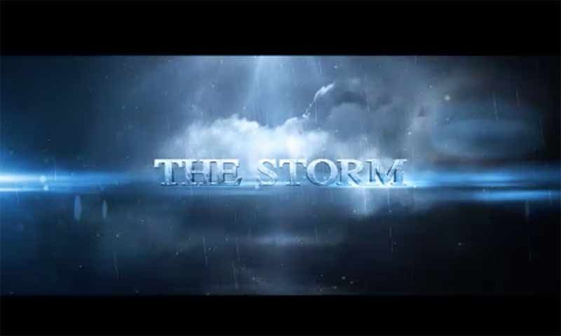 Free Intro Templates after Effects Storm Intro after Effects Template Free Ae Templates