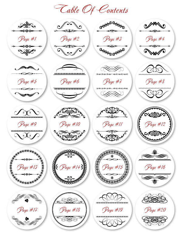 Free Label Design Templates Printable 2″ Round Labels – Free Template Set
