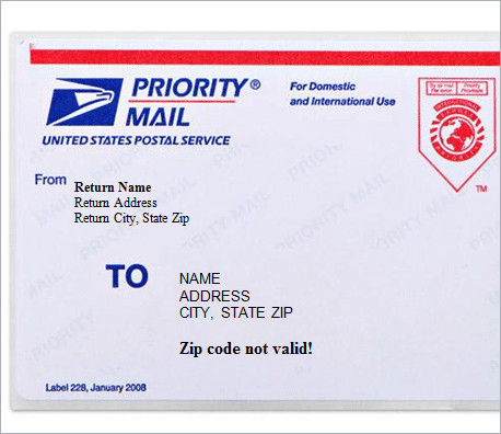 Free Mail Label Template 5 Free Shipping Label Templates Excel Pdf formats