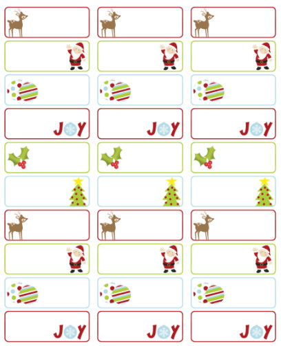 Free Mail Label Template Address Labels Free Address Label Templates On Pinterest