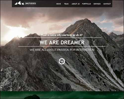 Free Muse Templates Responsive Responsive Adobe Muse Templates & themes