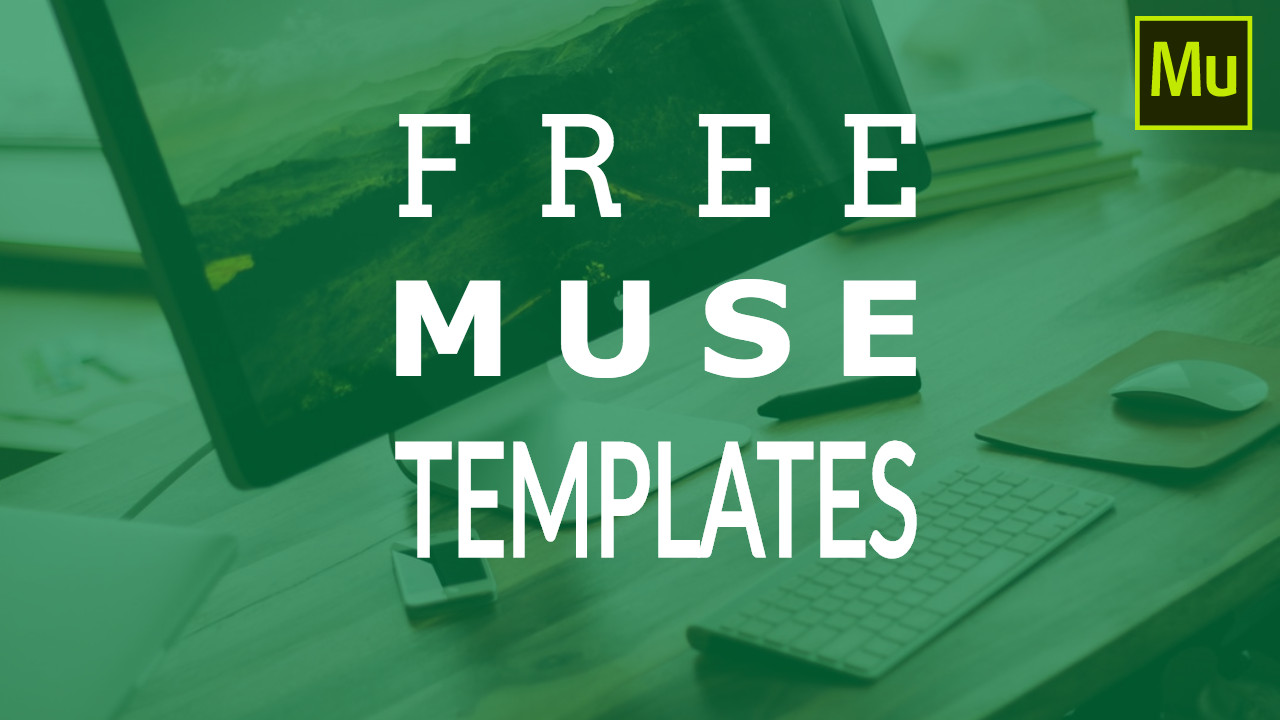 Free Muse Templates Responsive where Can I Free Adobe Muse Templates Responsive