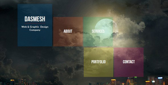 Free Muse Website Templates 20 High Quality Muse Website Templates