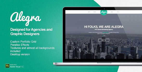 Free Muse Website Templates Free and Premium Responsive Adobe Muse Templates