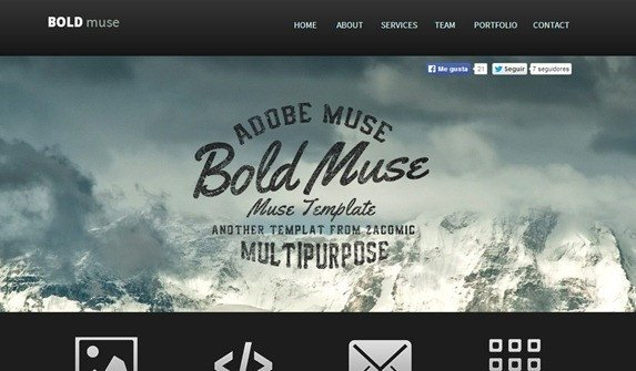 Free Muse Website Templates Free Muse Templates