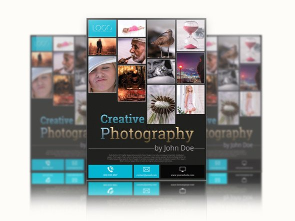 Free Photography Flyer Templates Graphy Flyer Template Flyer Templates On Creative