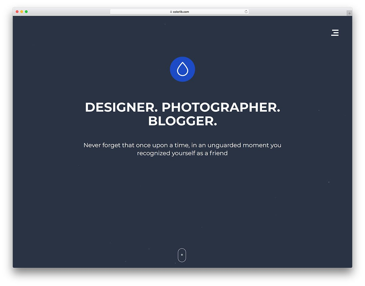Free Photography Website Templates 30 Best Free Graphy Website Templates for