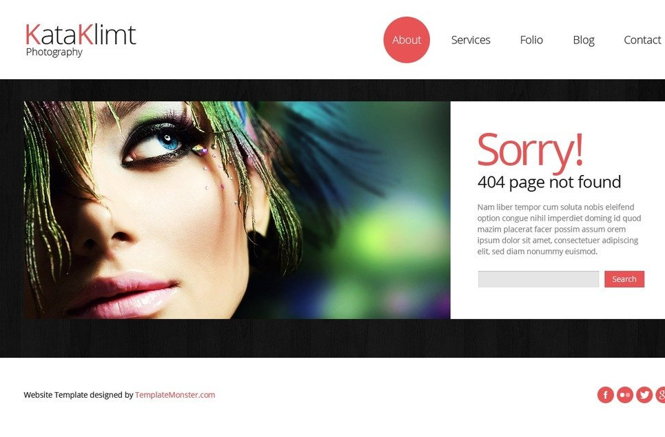 Free Photography Website Templates Bootstrap Free Responsive Template Graphy