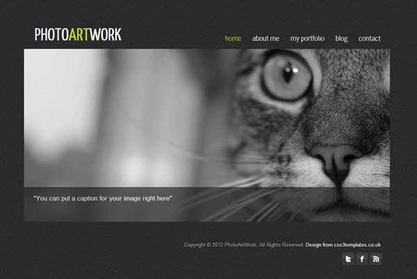 Free Photography Website Templates Free Photography Website Templates Spring Photos Free