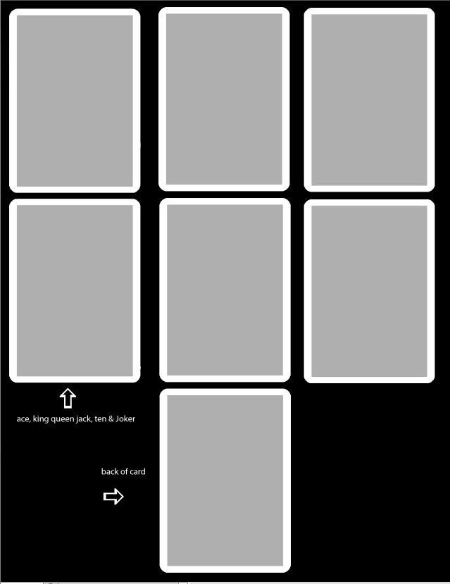 Free Playing Card Template New Playing Card Template