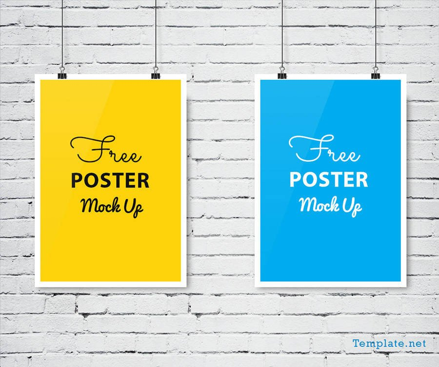 Free Poster Design Templates 21 Free Mock Up Templates Poster Mobile