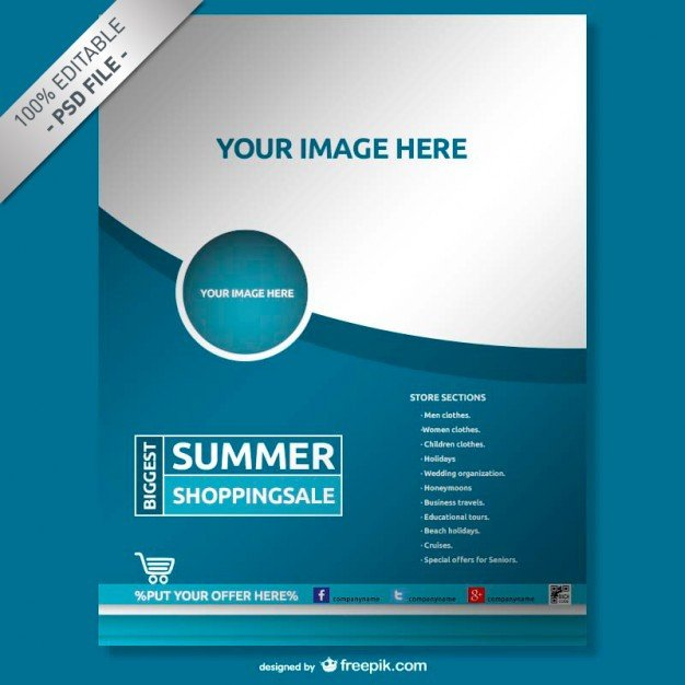 Free Poster Design Templates Flyer Vectors S and Psd Files