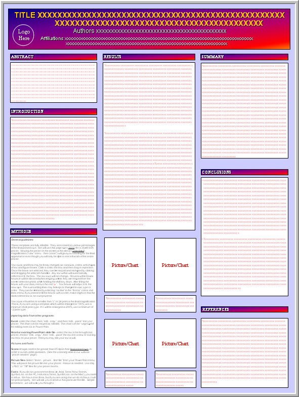 Poster Template Category Page 1 efoza
