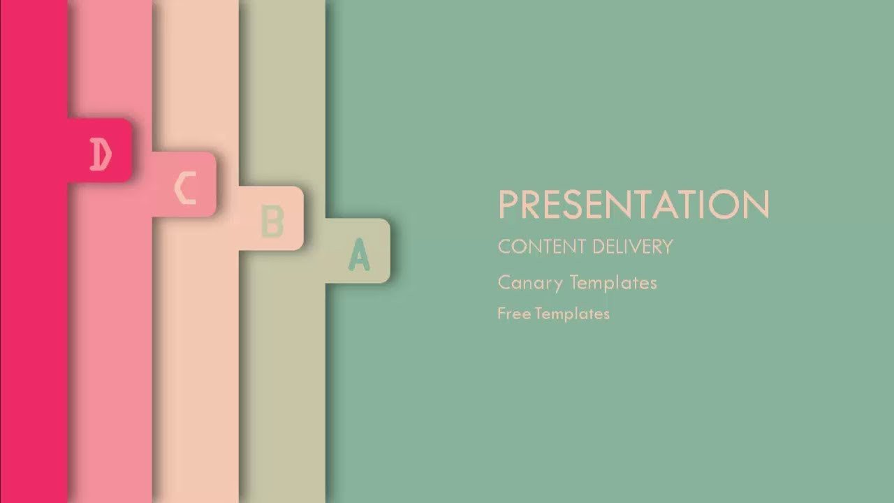 Free Power Point Templates Creative Free Powerpoint Template Free Powerpoint