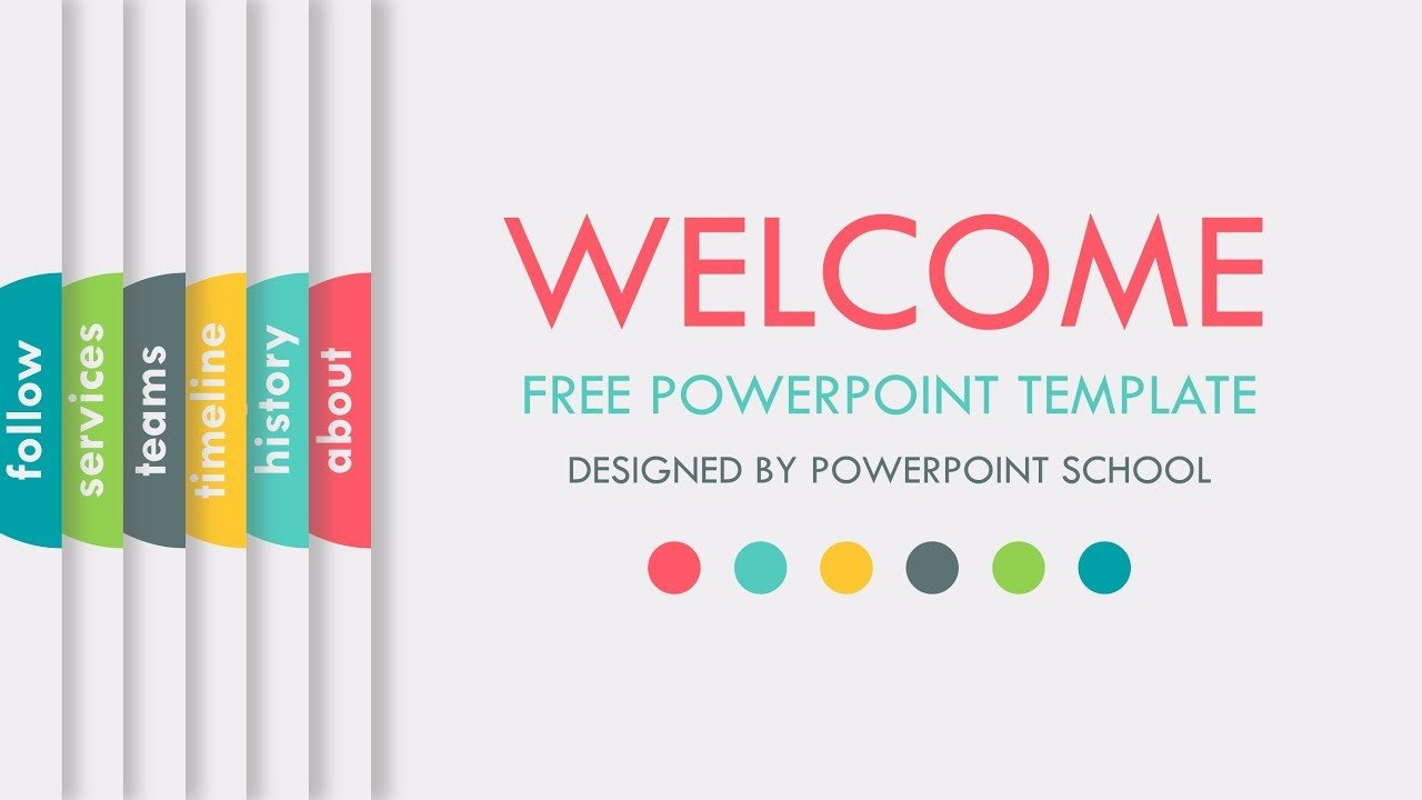 Free Power Point Templates Free Animated Powerpoint Slide Template