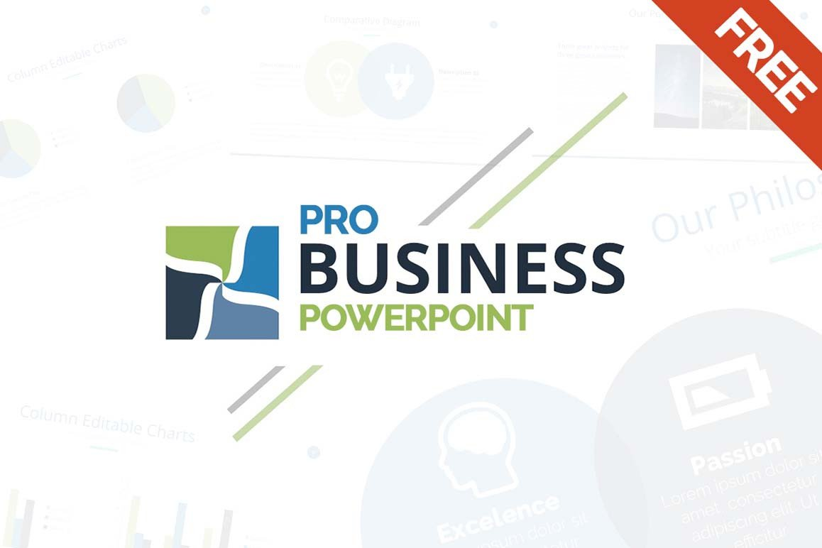 Free Power Point Templates Free Business Powerpoint Template Ppt Pptx Download