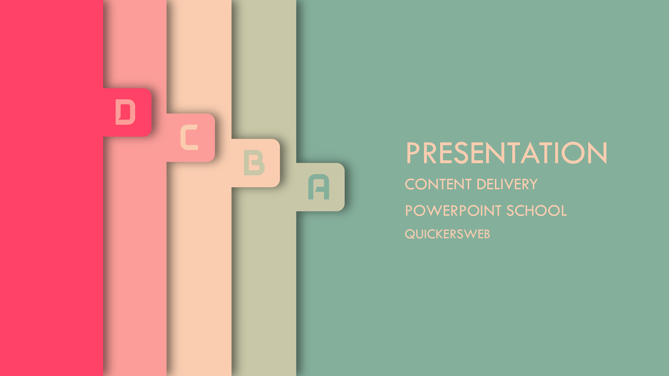Free Power Point Templates Free Creative Powerpoint Template Powerpoint School