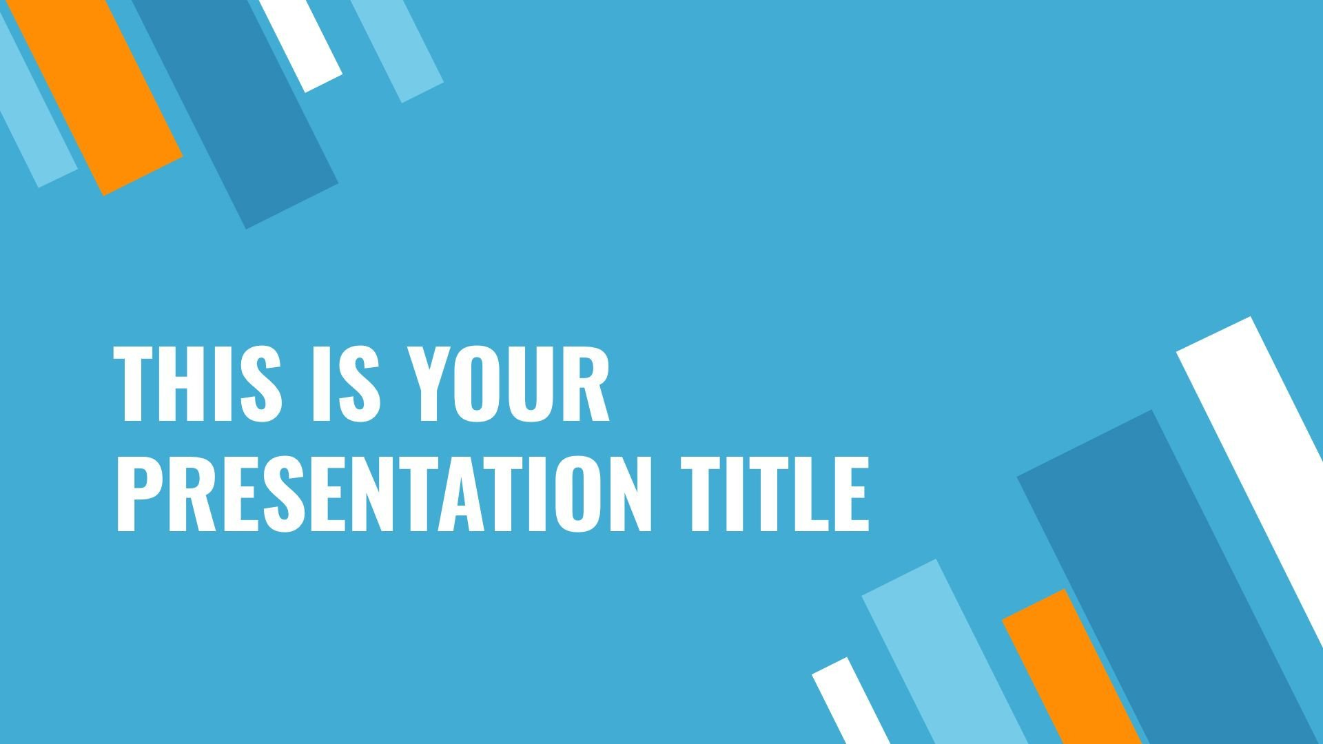 Free Power Point Templates Free Dynamic Powerpoint Template or Google Slides theme