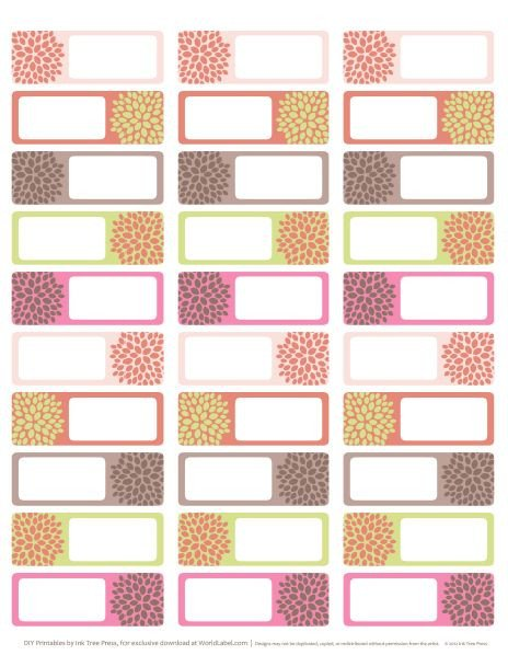 Free Printable Address Labels Template 23 Best Images About Address Labels Free Address Label